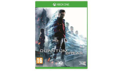 Quantum Break Xbox One box art