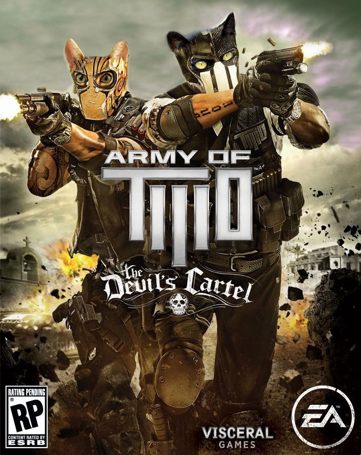 Army of Two: Cat's Cartel