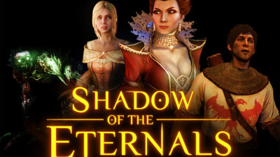Shadow of the Eternals Screenshot - Shadow of the Eternals