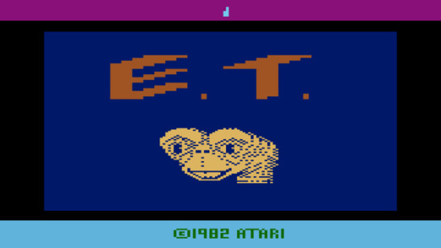 E.T. The Extraterrestrial - MB Screenshot - E.T.