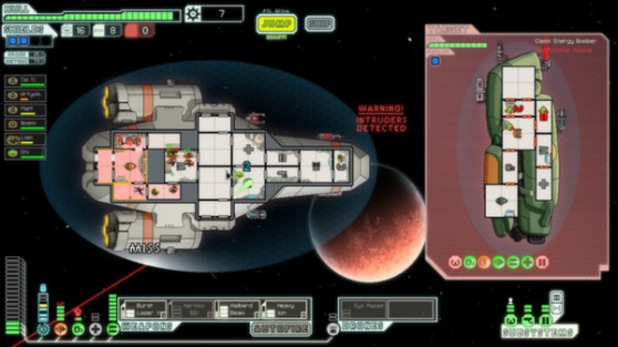 FTL: Faster Than Light Screenshot - FTL
