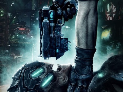 Prey 2 gun to alien head