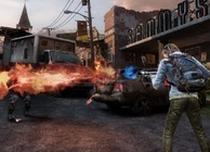 The Last of Us Multiplayer - Flamethrower