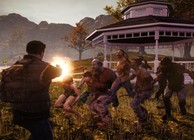 State of Decay, shooting zombies