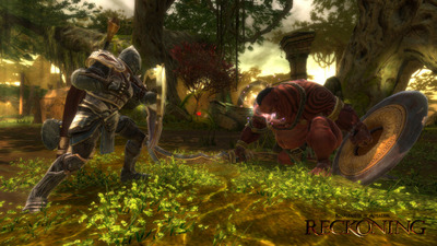 Kingdoms of Amalur: Reckoning Screenshot - Kingdoms of Amalur: Reckoning