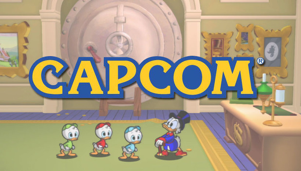 DuckTales Remastered Screenshot - Capcom E3 Games