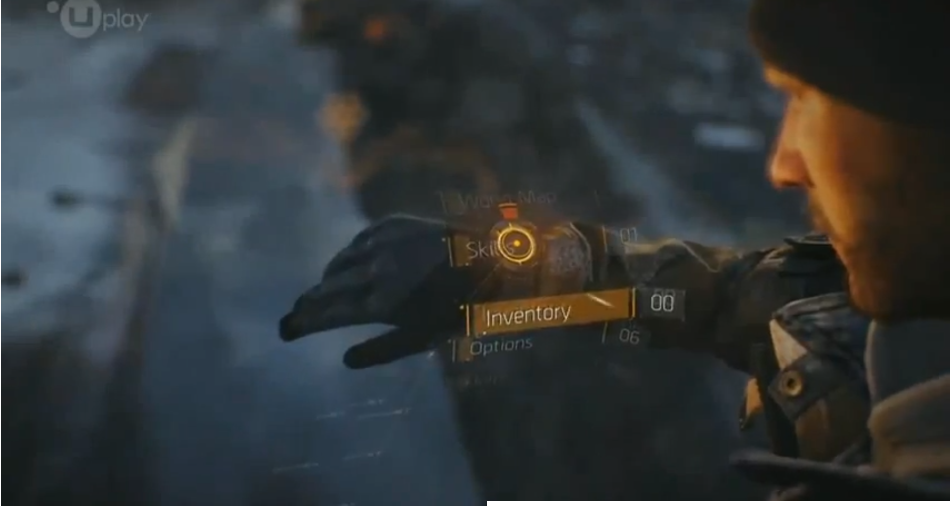 how to run in the division xbox one