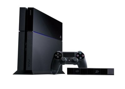 PlayStation 4 PS4 design
