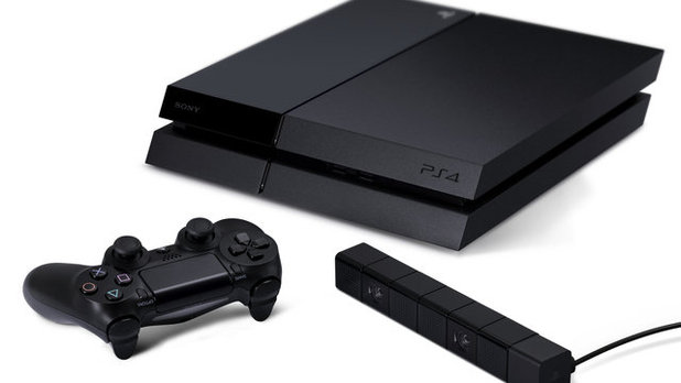 PlayStation 4 (console) Screenshot - PS4 design