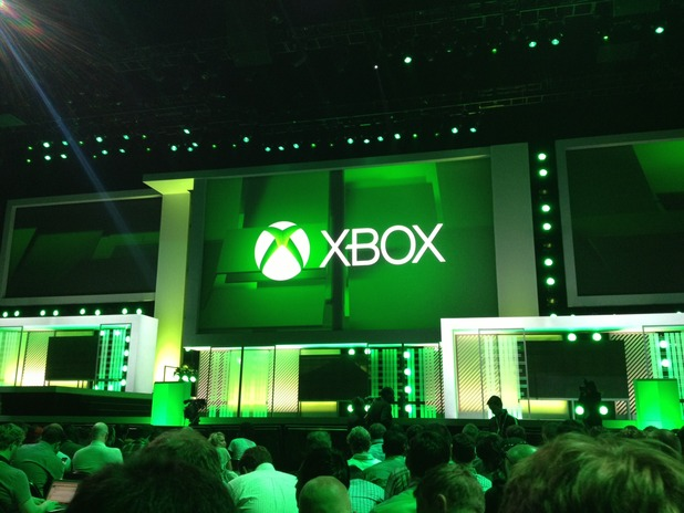 Xbox Media Briefing - Xbox One Logo