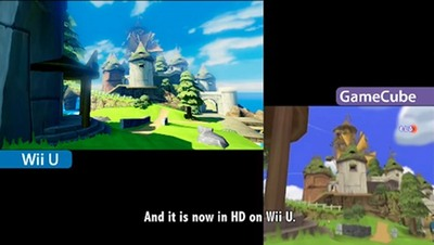 Screenshot - The Legend of Zelda Wind Waker HD