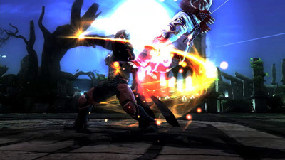 Screenshot - Tekken Revolution