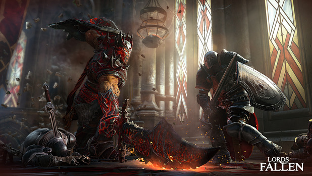 Lords of the Fallen E3 2013