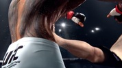 EA Sports UFC feel the fight