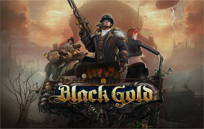 Black Gold Screenshot - Black Gold MMO