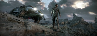 Mad Max Warner Bros. game