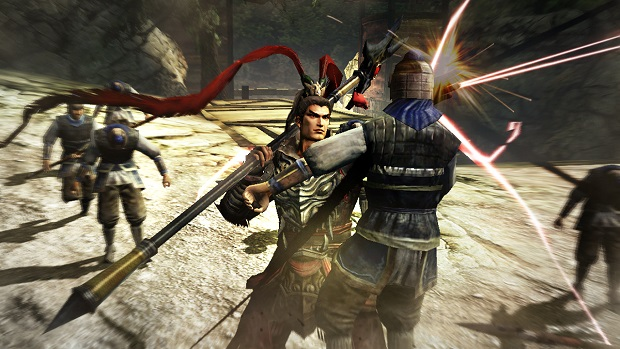 Dynasty Warriors 8 - 1