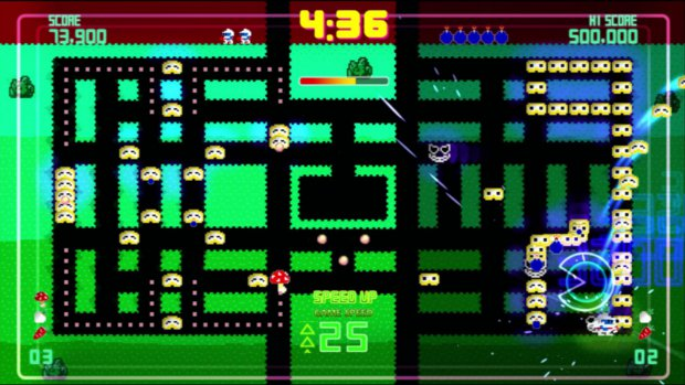Pac-Man Championship Edition DX + - 2