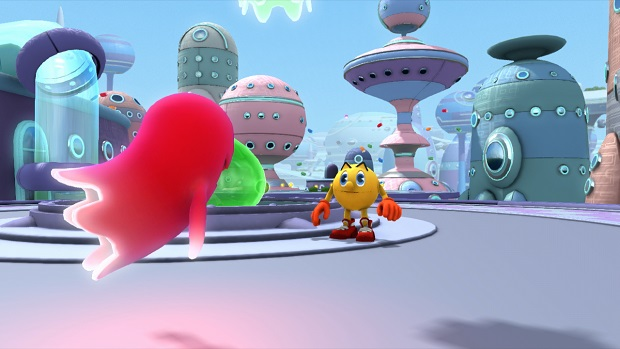 Pac-Man and the Ghostly Adventures - 1