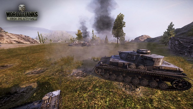 World of Tanks 360 - 1