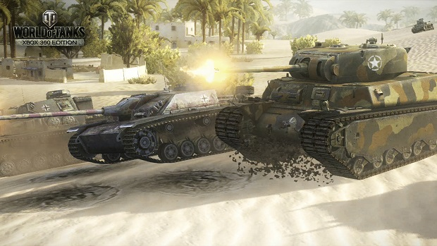 World of Tanks 360 - 2