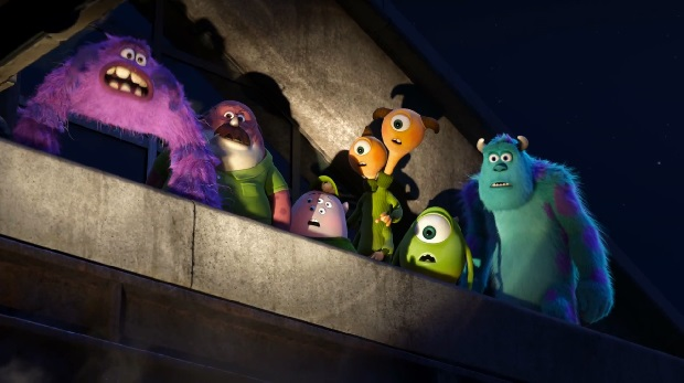 Monsters University frat
