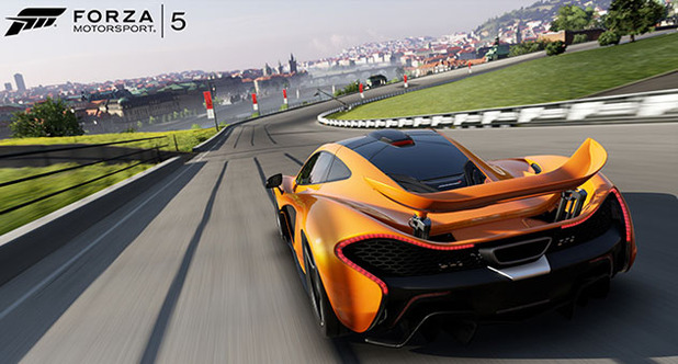 Forza Motorsport 5 Screenshot - Forza Motorsport 5 McLaren
