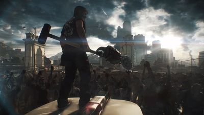 Dead Rising 3 Screenshot - Dead Rising 3 Nick Ramos