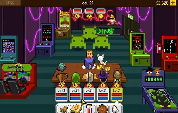 Knights of Pen & Paper Screenshot - 1148559
