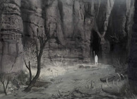 Vindictus Season 2 Episode 2 concept art environment
