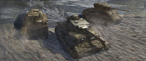 World of Tanks: Xbox 360 Edition - Feature