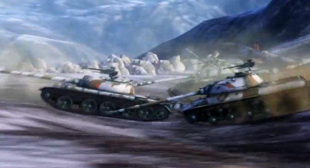 World of Tanks: Xbox 360 Edition Screenshot - World of Tanks: Xbox 360
