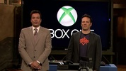 Jimmy Fallon with Xbox One