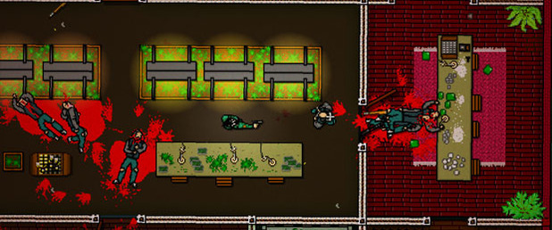 Hotline Miami 2: Wrong Number - Feature