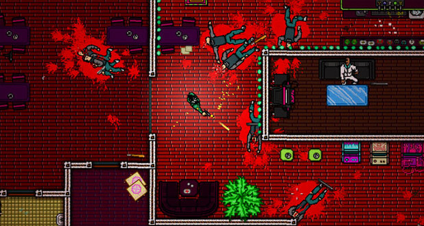 Hotline Miami 2: Wrong Number Screenshot - Hotline Miami 2: Wrong Number