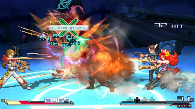 Project X Zone - 1