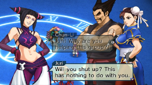 Project X Zone - 2