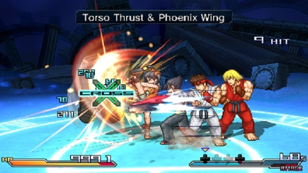 Project X Zone Screenshot - 1148665