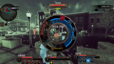 The Bureau: XCOM Declassified Screenshot - The Bureau: XCOM Declassified battle focus