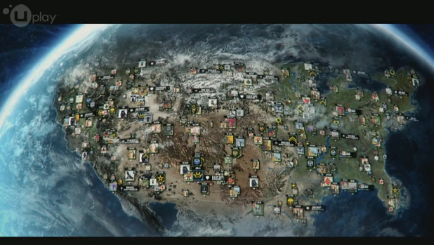 E Preview The Crew Gives Us The Entire United States To - The crew us map