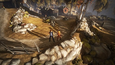Brothers: A Tale of Two Sons Screenshot - 1148704