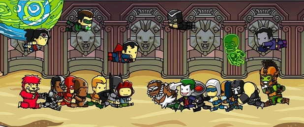 Scribblenauts Unmasked – A DC Comics Adventure - Feature
