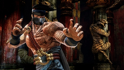 Killer Instinct (2013) Screenshot - Jago