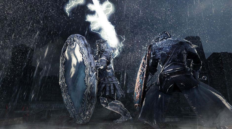 Dark Souls 2 Mirror Knight