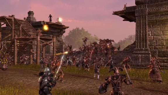 The Elder Scrolls Online: Talking PvP, first-person mode, and Xbox One/PS4 with ZeniMax Online