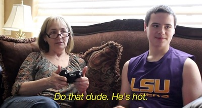 Gaming Culture Screenshot - Gaming with mom, jimmy fallon