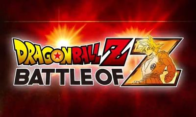 Dragon Ball Z: Battle of Z Screenshot - Logo