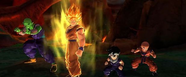 Dragon Ball Z: Battle of Z - Feature
