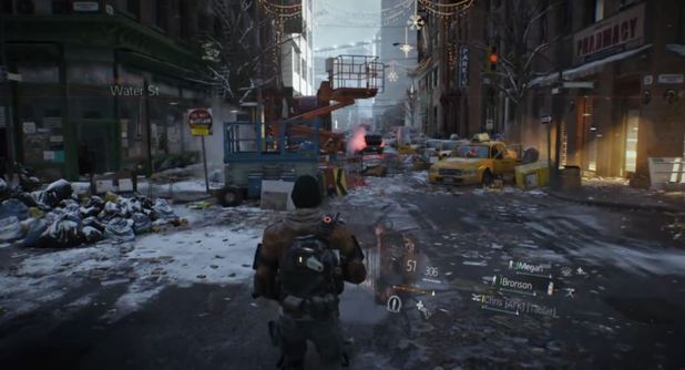 The Division Screenshot - Gameplay
