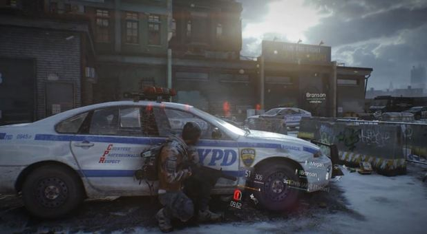 The Division Screenshot - E3 2013 Gameplay